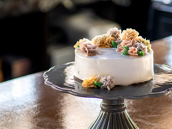 ケーキのご注文
