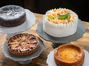 お誕生日などの記念日を彩る、オーダーメイドでのケーキ