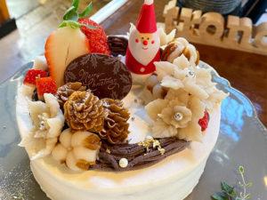 tronc特製クリスマスケーキのご案内